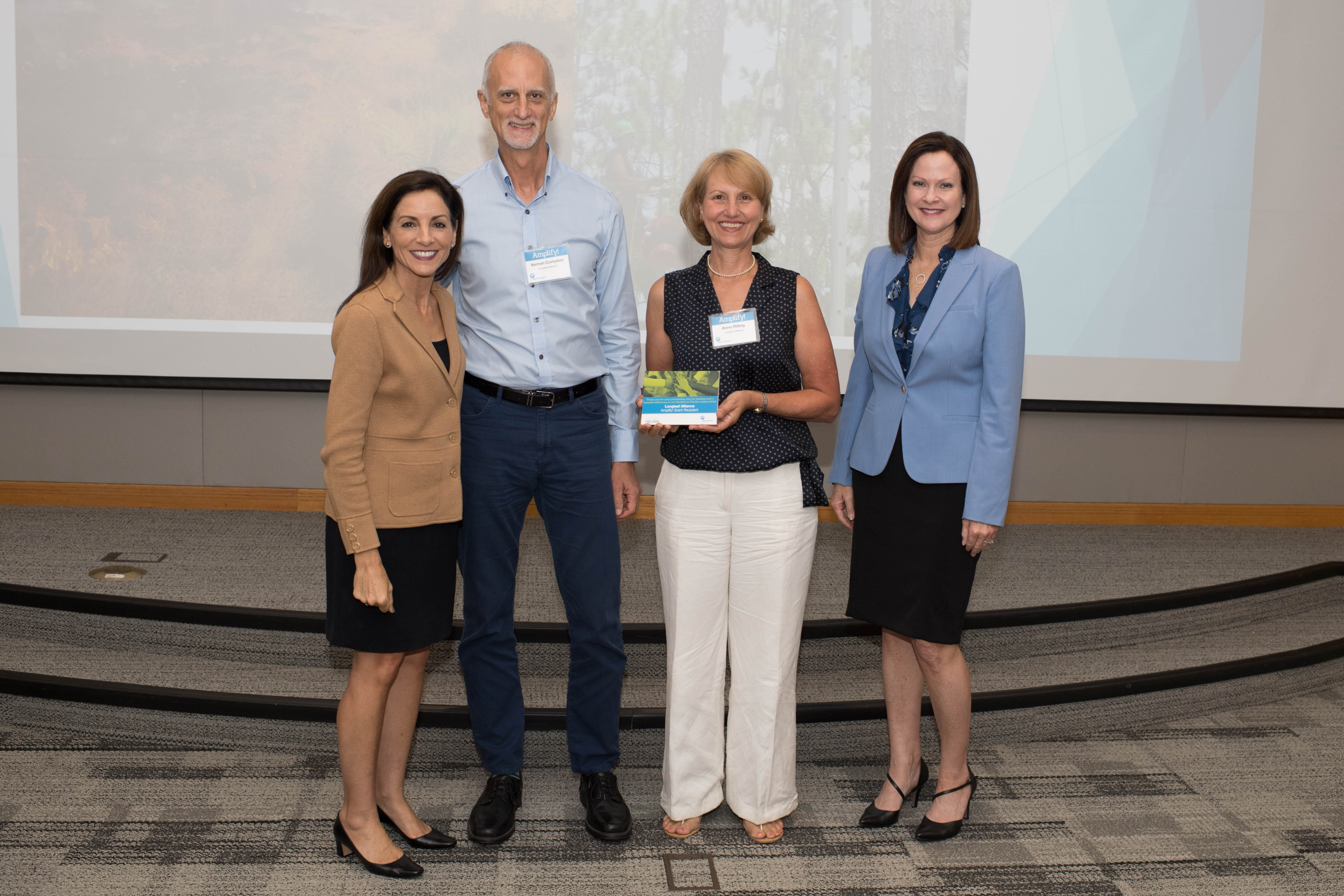 Amplify Grant Recipient Longleaf Alliance Image 1